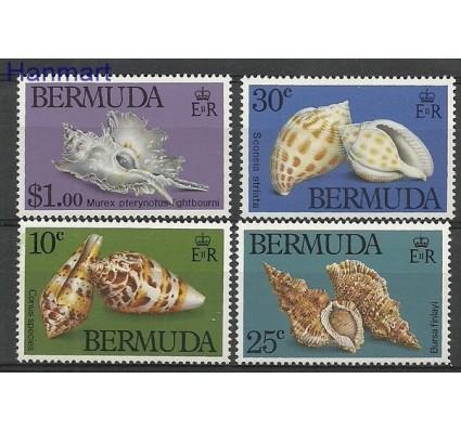 Znaczek Bermudy 1982 Mi 408-411 Czyste **