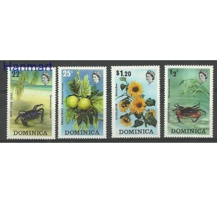 Znaczek Dominika 1973 Mi 368-371 Czyste **