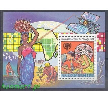 Znaczek Gwinea Bissau 1979 Mi bl 147 Czyste **
