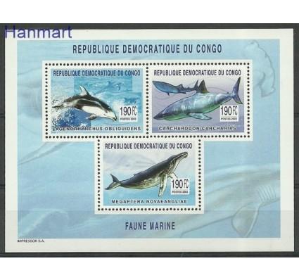 Znaczek Kongo Kinszasa / Zair 2003 Mi 1749-1751 Czyste **