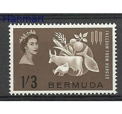 Znaczek Bermudy 1963 Mi 181 Czyste **