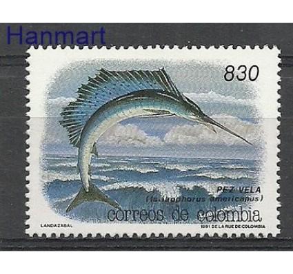 Kolumbia 1991 Mi 1837 Czyste **