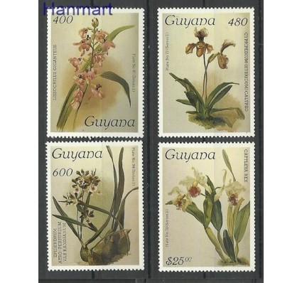 Znaczek Gujana 1987 Mi 1906-1909 Czyste **