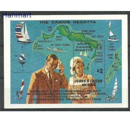 Znaczek Turks i Caicos 1981 Mi bl 26 Czyste **