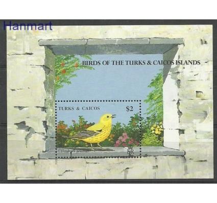 Znaczek Turks i Caicos 1990 Mi bl 83 Czyste **