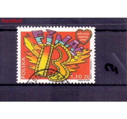 Znaczek Polska 2005 Stemplowane
