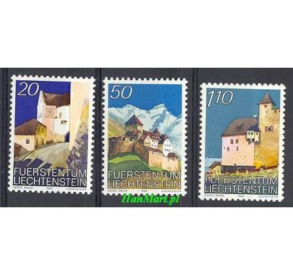 Znaczek Liechtenstein 1986 Mi 896-898 Czyste **