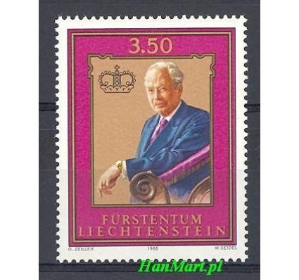 Znaczek Liechtenstein 1986 Mi 903 Czyste **