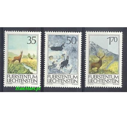 Znaczek Liechtenstein 1986 Mi 907-909 Czyste **
