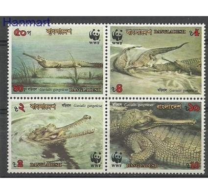 Znaczek Bangladesz 1990 Mi 323-326 Czyste **