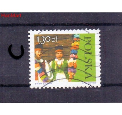 Znaczek Polska 2006 Stemplowane