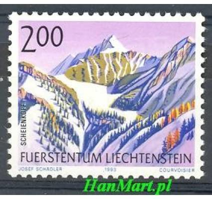 Znaczek Liechtenstein 1993 Mi 1059 Czyste **
