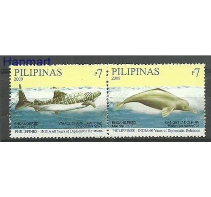 Znaczek Filipiny 2009 Mi 4295-4296 Czyste **