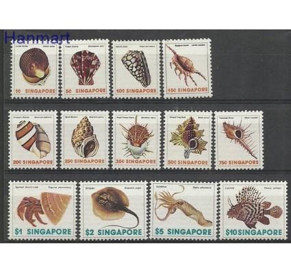 Znaczek Singapur 1977 Mi 266-278 Czyste **