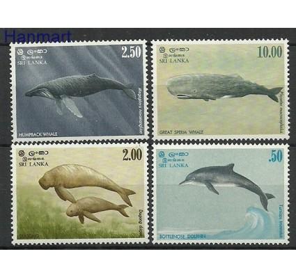 Znaczek Sri Lanka 1983 Mi 606-609 Czyste **