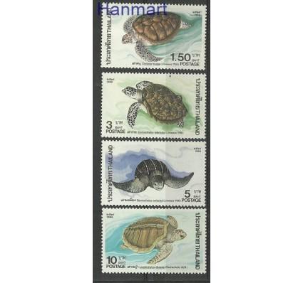 Znaczek Tajlandia 1986 Mi 1155-1158 Czyste **