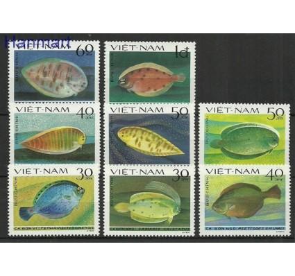 Znaczek Wietnam 1982 Mi 1272-1279 Czyste **