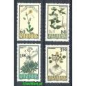 Liechtenstein 1995 Mi 1116-1119 Czyste **