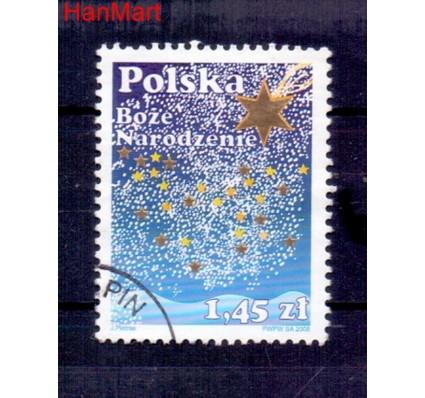 Znaczek Polska 2008 Stemplowane