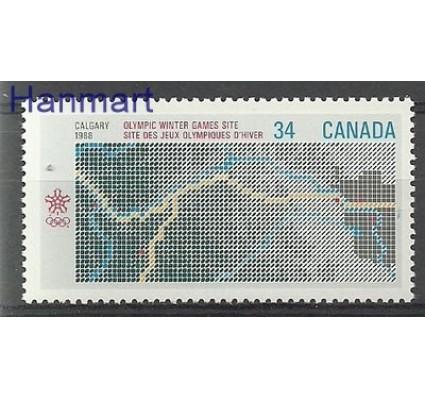 Znaczek Kanada 1986 Mi 986 Czyste **