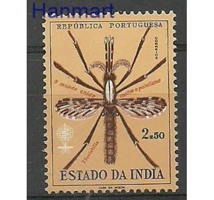 Znaczek Indie Portugalskie 1962 Mi 590 Czyste **