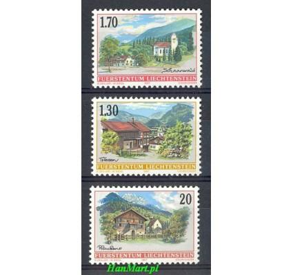 Znaczek Liechtenstein 1997 Mi 1148-1150 Czyste **