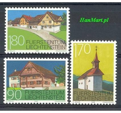 Znaczek Liechtenstein 1998 Mi 1186-1188 Czyste **