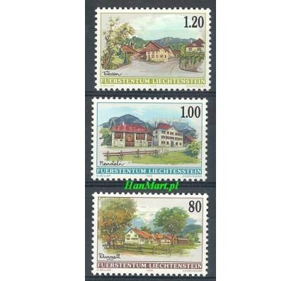 Znaczek Liechtenstein 1999 Mi 1192-1194 Czyste **
