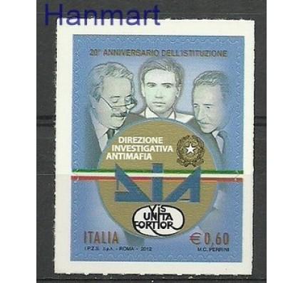 Znaczek Włochy 2012 Mi 3553 Czyste **
