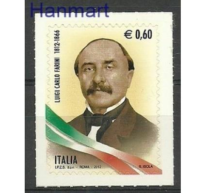Znaczek Włochy 2012 Mi 3577 Czyste **