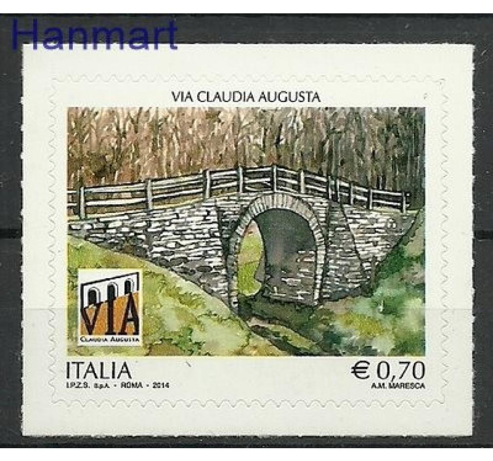 Włochy 2014 Mi 3689 Czyste **