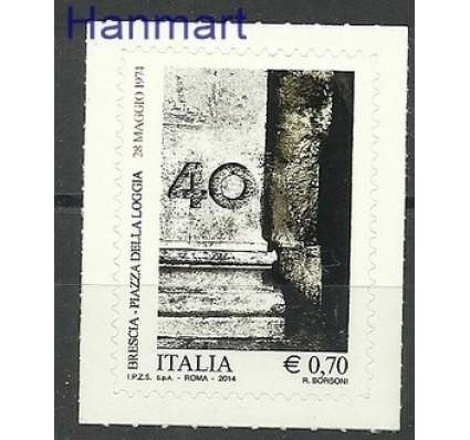 Znaczek Włochy 2014 Mi 3697 Czyste **