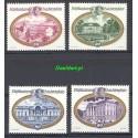 Liechtenstein 1977 Mi 680-683 Czyste **