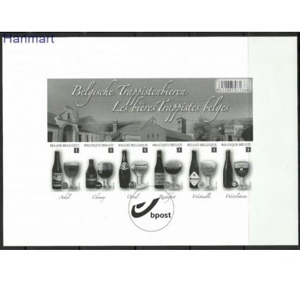 Znaczek Belgia 2012 Mi bl 165 Stemplowane