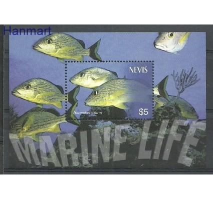 Znaczek Nevis 2003 Mi bl 235 Czyste **