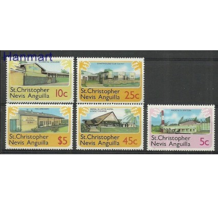 Znaczek St. Christopher Nevis Anguilla 1978 Mi 363 Czyste **