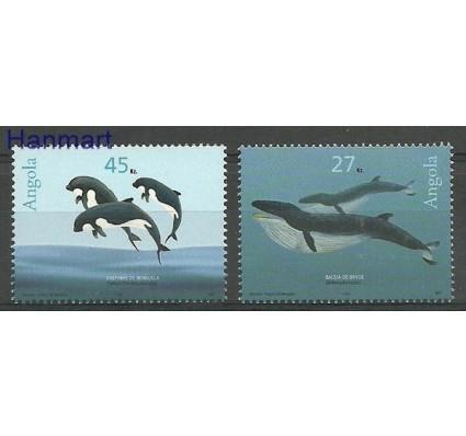Znaczek Angola 2003 Mi 1708-1709 Czyste **