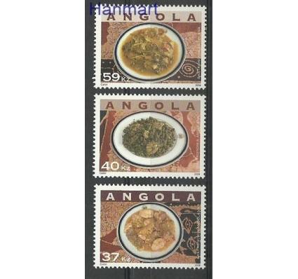 Znaczek Angola 2008 Mi 1799-1801 Czyste **