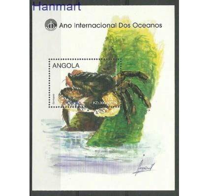 Znaczek Angola 1998 Mi bl 48 Czyste **