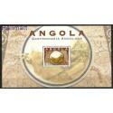 Angola 2008 Mi bl 124 Czyste **