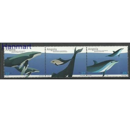 Znaczek Angola 2004 Mi 1732-1734 Czyste **