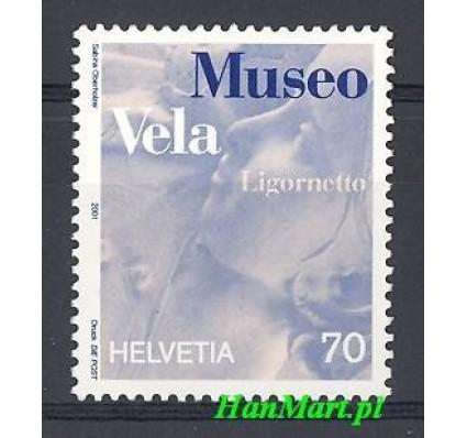 Znaczek Szwajcaria 2001 Mi 1758 Czyste **