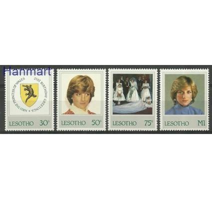 Znaczek Lesotho 1982 Mi 393-396 Czyste **
