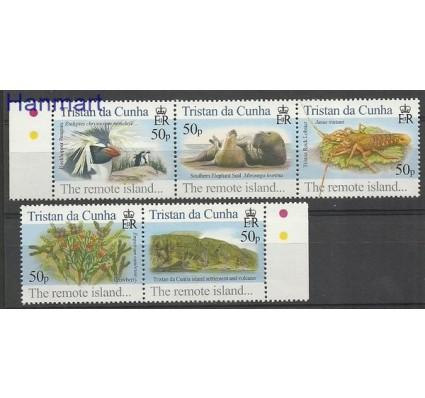 Znaczek Tristan da Cunha 2005 Mi 840-844 Czyste **