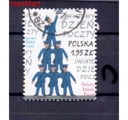 Znaczek Polska 2010 Stemplowane