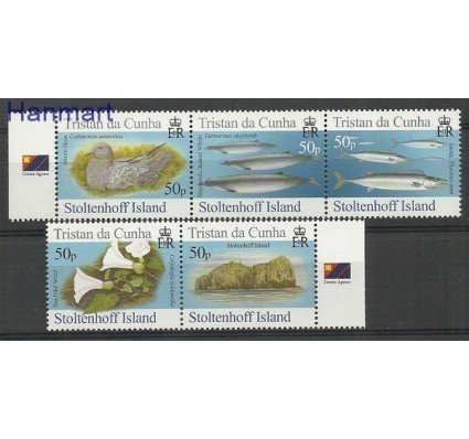 Znaczek Tristan da Cunha 2006 Mi 911-915 Czyste **