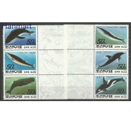 Znaczek Korea Północna 1992 Mi 3354-3359 Czyste **