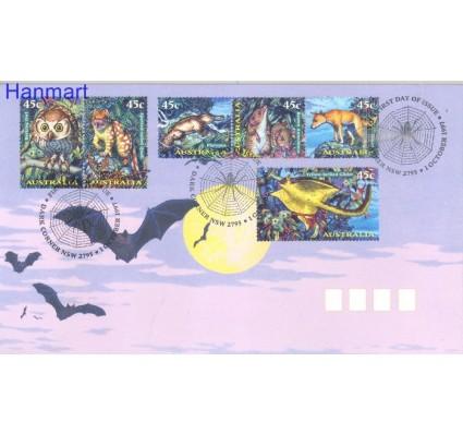 Znaczek Australia 1997 Mi 1664-1669 FDC