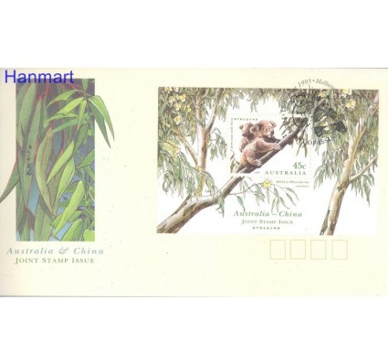 Znaczek Australia 1995 Mi bl 18 FDC