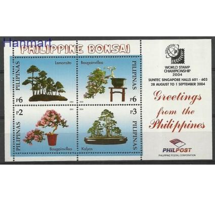 Znaczek Filipiny 2004 Mi bl 202 Czyste **